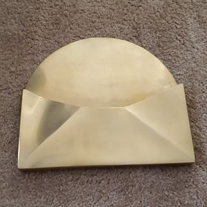Gold Mail Holder Home Decor